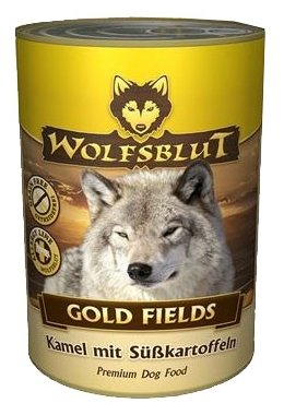 Корм для собак Wolfsblut Консервы Gold Fields (0.395 кг) 1 шт.