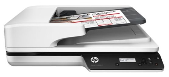 HP Сканер HP ScanJet Pro 3500 f1