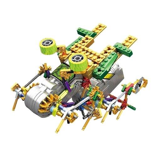 Купить Электромеханический конструктор LOZ Robotic Jungle 3022, Конструкторы
