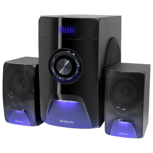 Купить со скидкой Компьютерная акустика Defender X500 черный