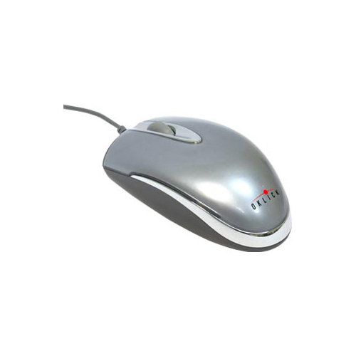 Мышь Oklick 323 M Optical Mouse Black USB+PS/2