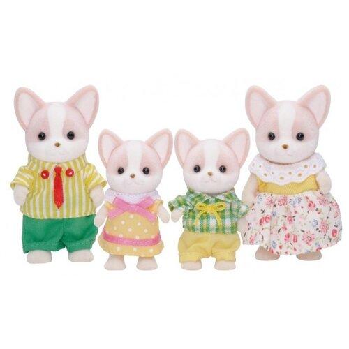 Купить Фигурки Sylvanian Families Семья чихуахуа 3149, Игровые наборы и фигурки