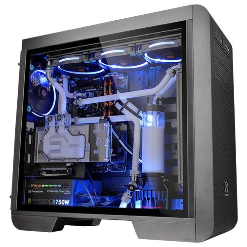 Купить Компьютерный корпус Thermaltake Core V51 TG CA-1C6-00M1WN-03 Black