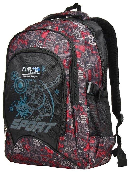 Рюкзак Polar 80098 Красный 18 л