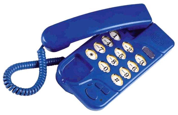 Телефон Вектор ST-207/05 Maroon
