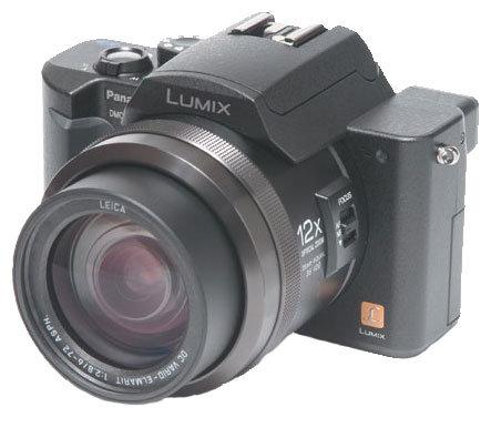 Фотоаппарат Panasonic Lumix DMC-FZ10