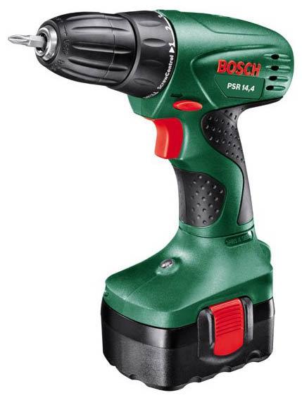 Bosch PSR 14,4 1.2Ah x2 Case
