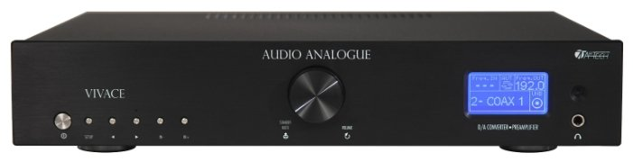 Audio Analogue Vivace