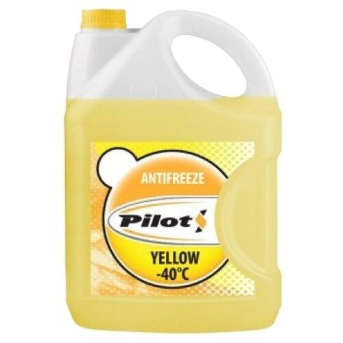 Антифриз Pilots ЖЕЛТЫЙ 10 кг