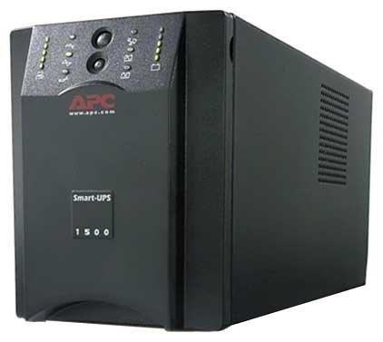 APC by Schneider Electric Smart-UPS 1500VA USB & Serial 230V