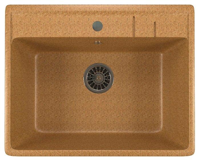 Врезная кухонная мойка Mixline ML-GM15