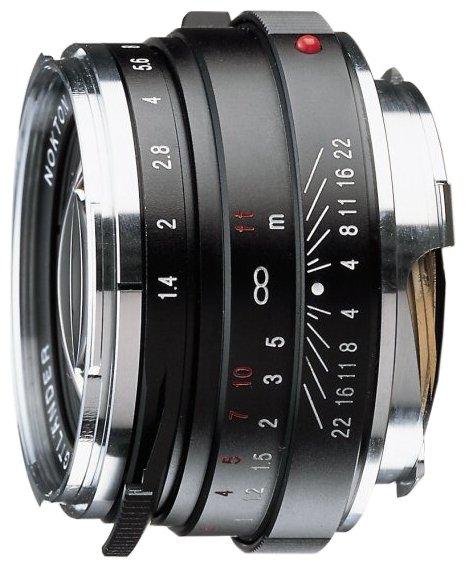 Объектив Voigtlaender 40mm f/1.4 Nokton Leica M