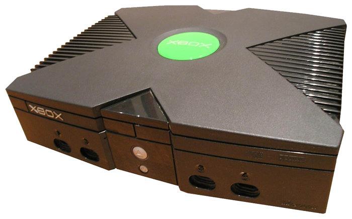 Игровая приставка Microsoft Xbox