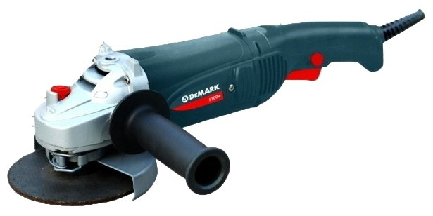 УШМ DeMARK G-8217, 1100 Вт, 125 мм