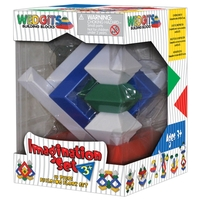 Конструктор WEDGiTS Imagination Set 300114 15 деталей