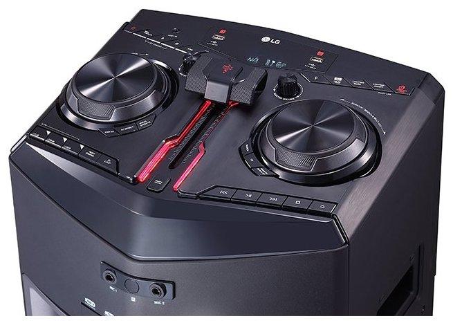 4da4c5af8f3e Купить Музыкальный центр LG OJ98 по выгодной цене на Яндекс.Маркете