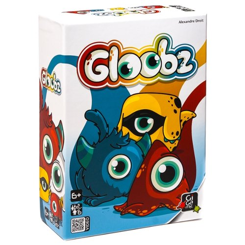 Настольная игра Gigamic GLOOBZНастольные игры<br>