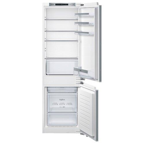 Встраиваемый холодильник Siemens KI86NVF20RВстраиваемые холодильники<br>