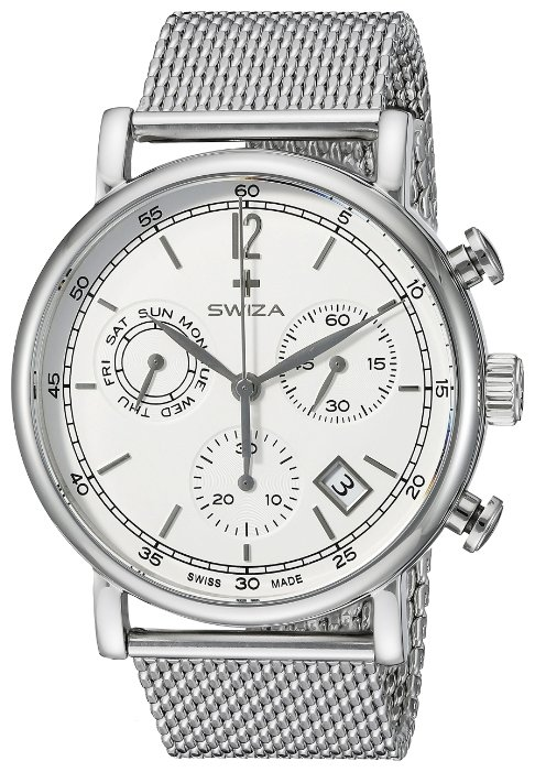 Мужские часы Swiza WAT.0153.1002 Женские часы Orient QCBD004W-ucenka