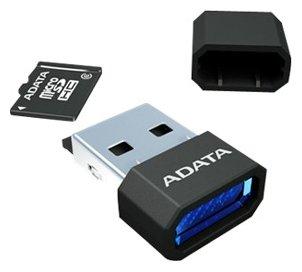 ADATA microSDHC Class 10 + microReader Ver.3