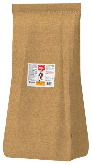 Четвероногий Гурман Каша моментального приготовления четыре злака с овощами для собак мешок (15 кг)