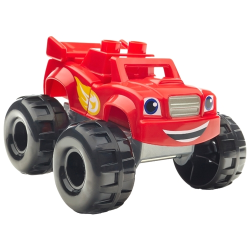 Конструктор Mega Bloks Blaze and the Monster Machines DPH74 Меткий Вспыш