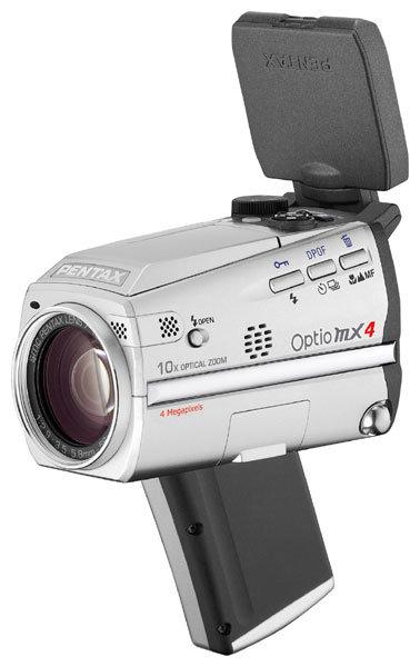 Фотоаппарат Pentax Optio MX4