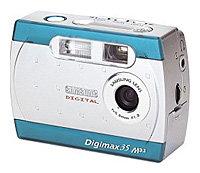 Фотоаппарат Samsung Digimax 35 MP3