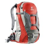 Рюкзак Deuter Trans Alpine 30 red/grey