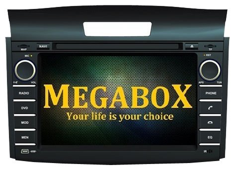 Megabox Honda CRV new 2012 CE6602