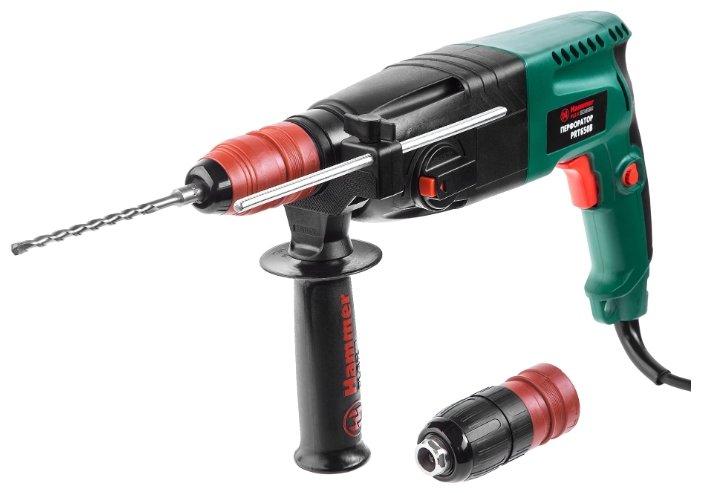 Перфоратор сетевой Hammer PRT 650 B (2.2 Дж)
