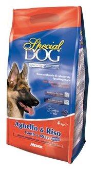 Корм для собак Special Dog Lamb&Rice