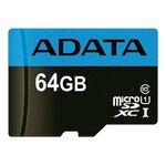 Карта памяти ADATA Premier microSDXC Class 10 UHS-I U1 R/W : 85/25MB/s