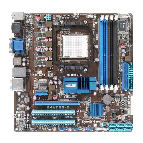 ASUS M4A785-M MOTHERBOARD DRIVER PC