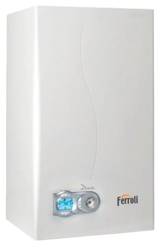 Газовый котел Ferroli Fortuna Pro F24