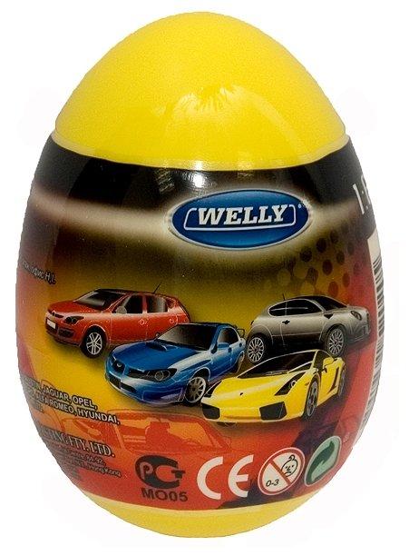 Легковой автомобиль Welly 52020E 1:60