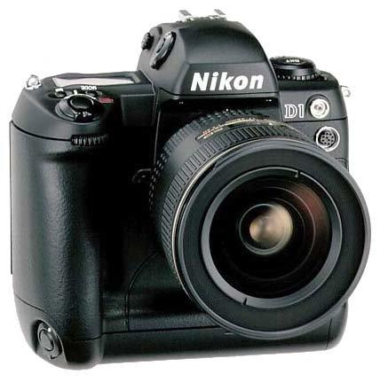 Фотоаппарат Nikon D1 Body