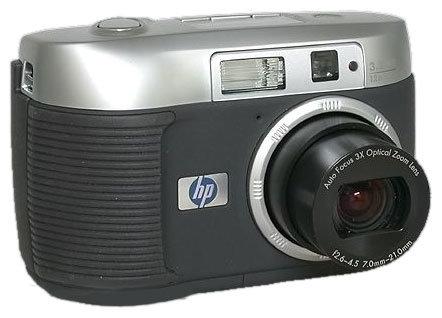 Фотоаппарат HP PhotoSmart 720