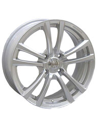 Racing Wheels H-346 7x16 5x100 ET 40 Dia 73.1 HP/HS - фото 1