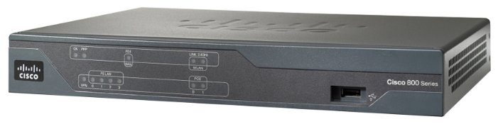 Роутер Cisco C881-K9