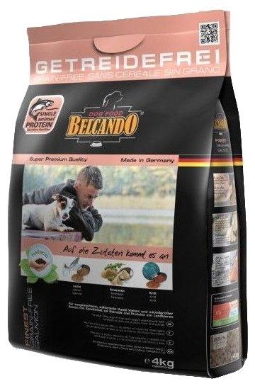 Belcando Finest GF Salmon для собак мелких и средних пород (4 кг)
