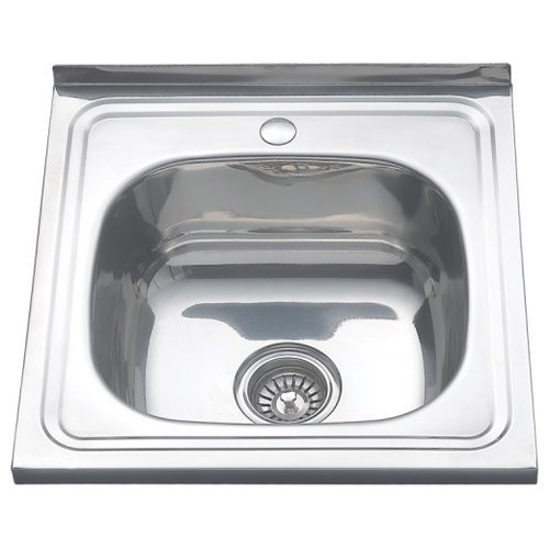 Накладная кухонная мойка 50 см MELANA MLN-5060 нержавеющая сталь кухонная мойка melana 218 t 10