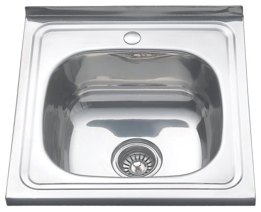 Накладная кухонная мойка MELANA MLN-5050