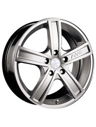 Racing Wheels H-412 6.5x15 5x100 ET 35 Dia 67.1 BK F/P - фото 1
