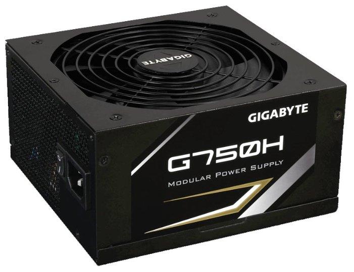 Блок питания GIGABYTE G750H 750W