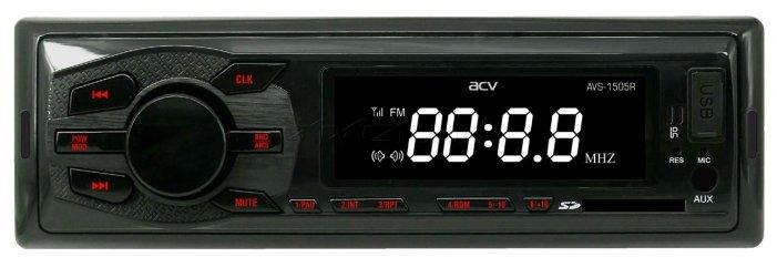 Автомагнитола ACV AVS-1505R