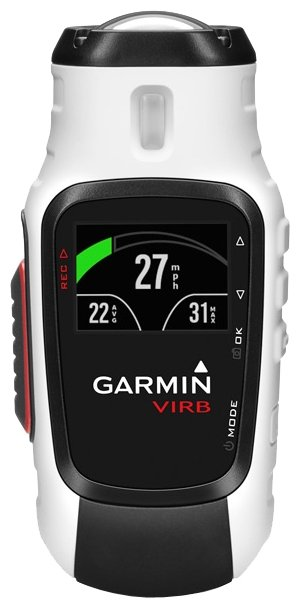 Garmin VIRB Elite GPS с дисплеем