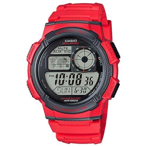 Наручные часы CASIO AE-1000W-4A часы casio ae 1300wh 4a