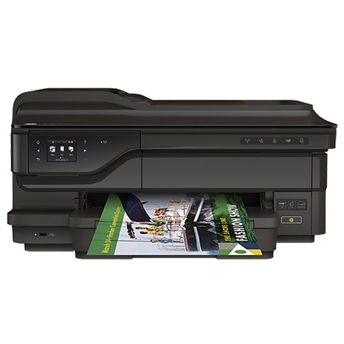 МФУ HP Officejet 7612 черный