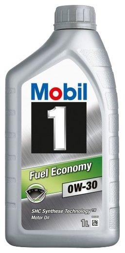 Моторное масло MOBIL 1 Fuel Economy 0W-30 1 л